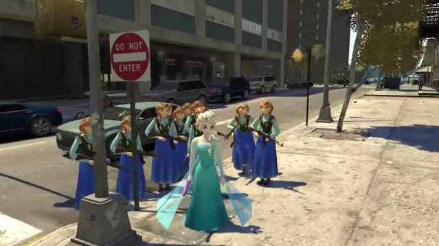 アナと雪の女王に関連した画像-02