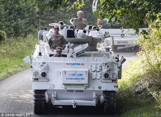 戦車 抗議活動 BBAに関連した画像-03