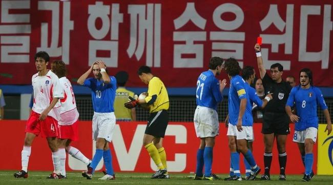 韓国対イタリア 主審 誤審に関連した画像-01