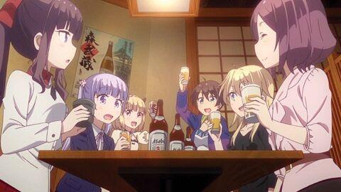 昭和飲み会楽しめていた上司奢りに関連した画像-01