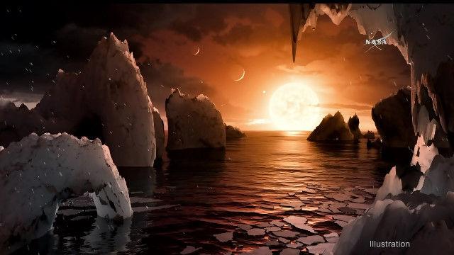 【NASA速報】太陽系外に「地球に似た水の惑星」を7つも発見!!地球外生命体の可能性キタ━━━━(゚∀゚)━━━━!!