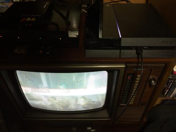 PS4 ブラウン管に関連した画像-06