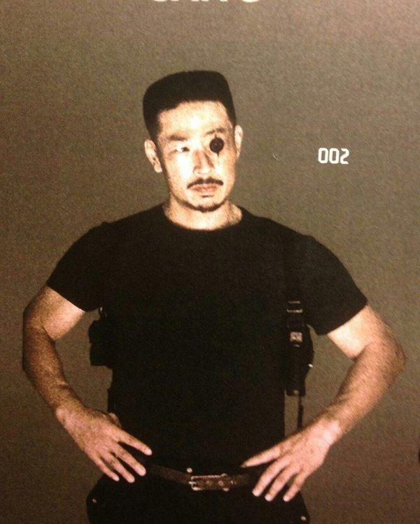 攻殻機動隊 ハリウッド 実写映画 ビートたけし 荒巻課長に関連した画像-07