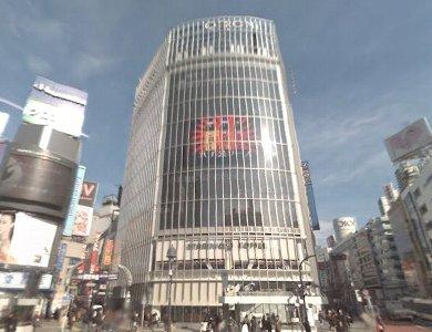 ツタヤ渋谷