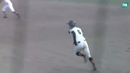 高校野球 走塁 トリックプレイに関連した画像-03