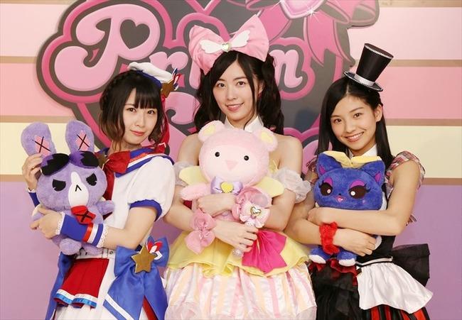 プリパラ SKE48 主題歌 映画に関連した画像-01