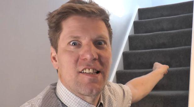 ユーチューバー 階段 ベルトコンベアーに関連した画像-03