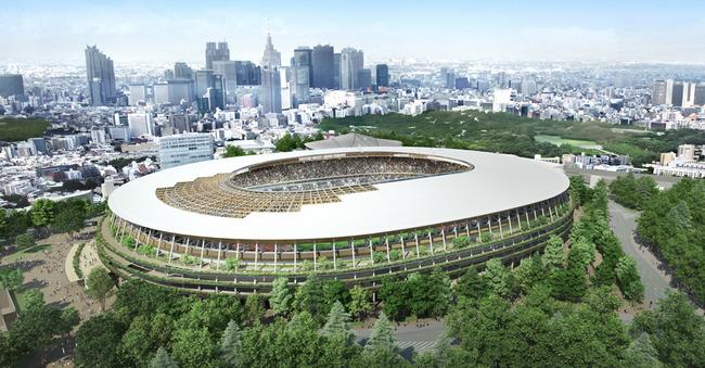 新国立競技場 木造 聖火台に関連した画像-01