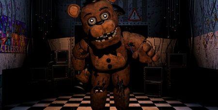 Five Nights at Freddy's 実写映画化に関連した画像-01