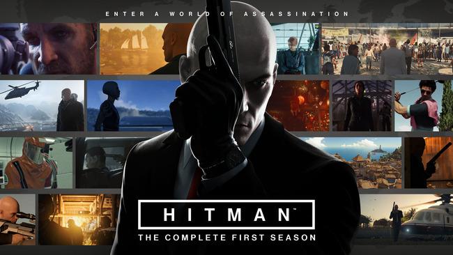 ヒットマン 最新作 発売決定に関連した画像-01