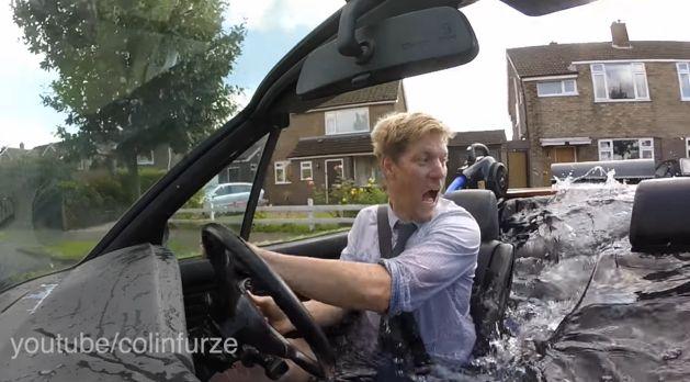 Youtube ユーチューバー 車 お湯に関連した画像-06