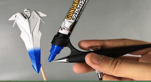ガンプラ 塗装 エアブラス ガンダムマーカー ガンダムマーカーエアブラシシステムに関連した画像-04