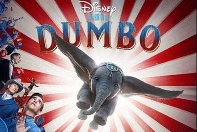 ディズニー 実写映画 ダンボ ポスター 旭日旗 論争に関連した画像-01