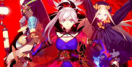 FGO アガルタの女 Fate グランドオーダー 不夜城に関連した画像-01
