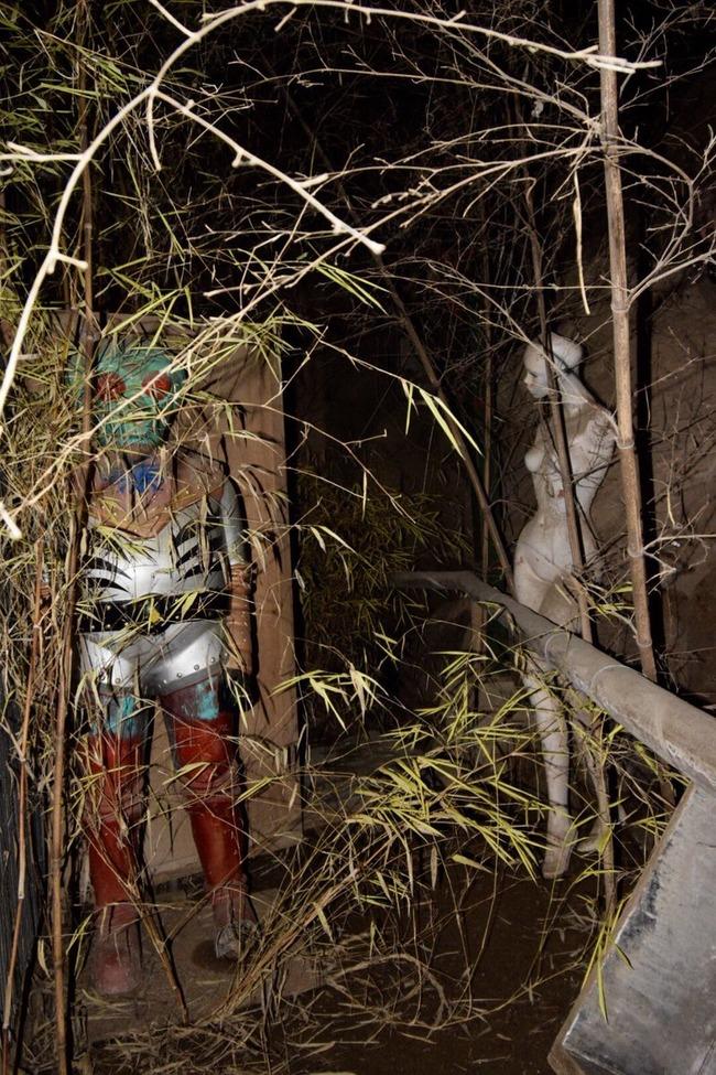 うさぎの広場 看板 お化け屋敷に関連した画像-05