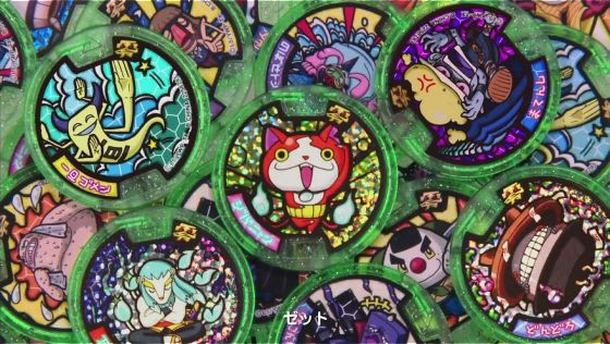 妖怪ウォッチ 妖怪メダル 韓国に関連した画像-01