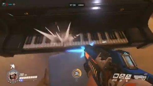 オーバーウォッチ ピアノ アンダーテールに関連した画像-01