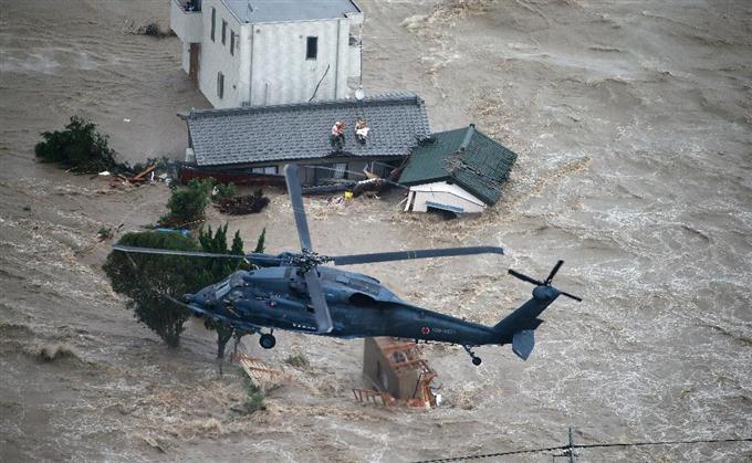 自衛隊 救助 ルール違反に関連した画像-01