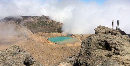 御嶽山 噴火 韓国に関連した画像-01