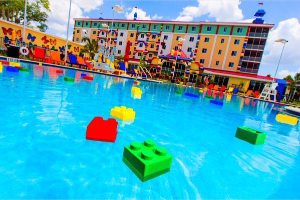 名古屋 レゴホテル レゴランド LEGO テーマパークに関連した画像-05