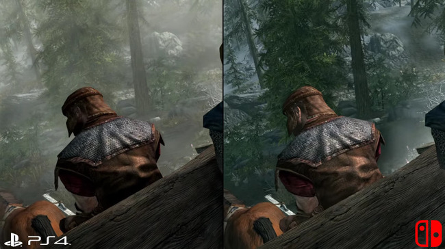 PS4 ニンテンドースイッチ スカイリム 移植に関連した画像-04