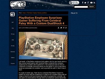 PS4 特注コントローラーに関連した画像-02