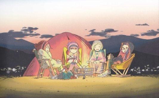 ゆるキャン アニメ化に関連した画像-01