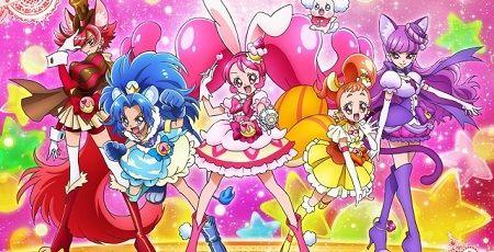 プリキュア キラキラ☆プリキュアアラモードに関連した画像-01