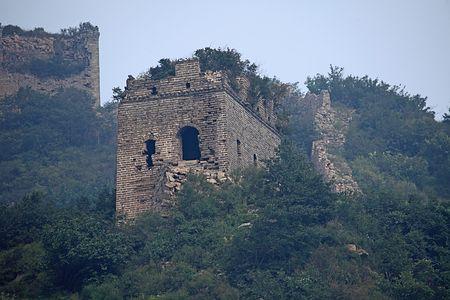 中国 万里の長城 世界遺産 消失 レンガ 盗難 暴風雨 天候に関連した画像-01