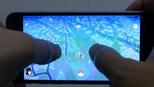 ポケモンGO 横画面 プレイ 方法 海外 大流行 縦画面に関連した画像-01