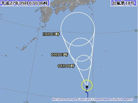 台風に関連した画像-05