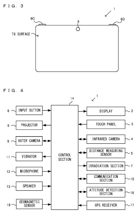 NX キネクト Kinect 任天堂 特許に関連した画像-10