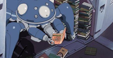 攻殻機動隊 タチコマ コスプレ 仮装大会に関連した画像-01