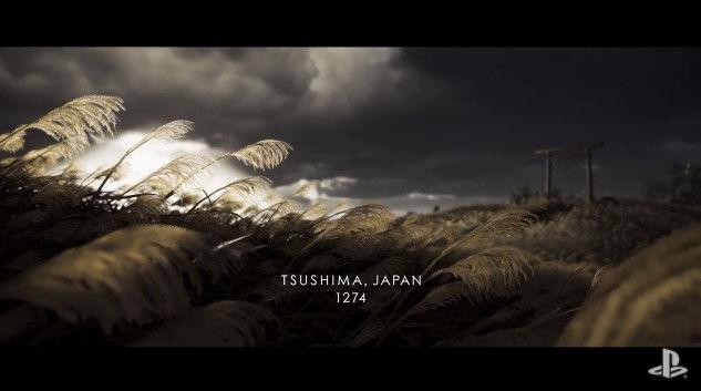 ゴーストオブツシマ GhostofTsushima サッカーパンチ 侍 対馬 日本 オープンワールド 舞台に関連した画像-02