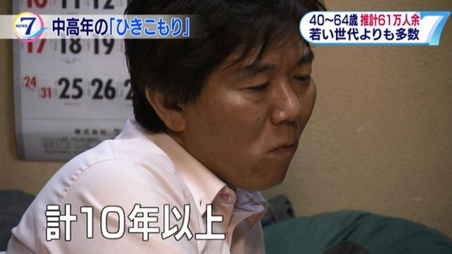 子供部屋おじさん ひきこもり NHKに関連した画像-05