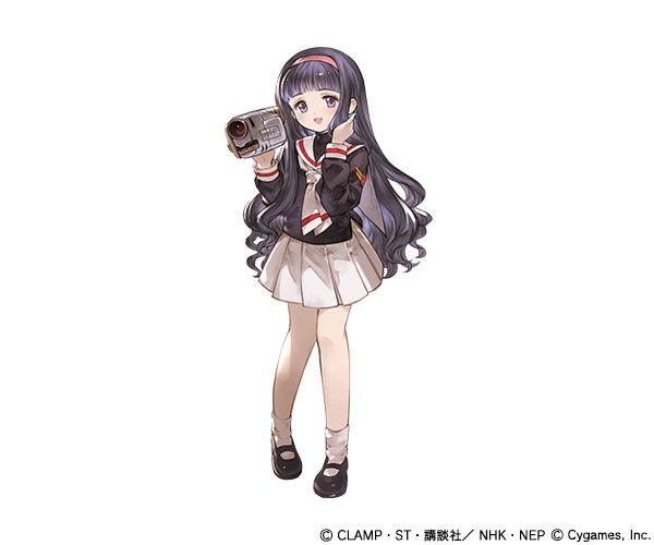カードキャプターさくら グラブル コラボ SSR 木之本桜 ケロちゃんに関連した画像-05