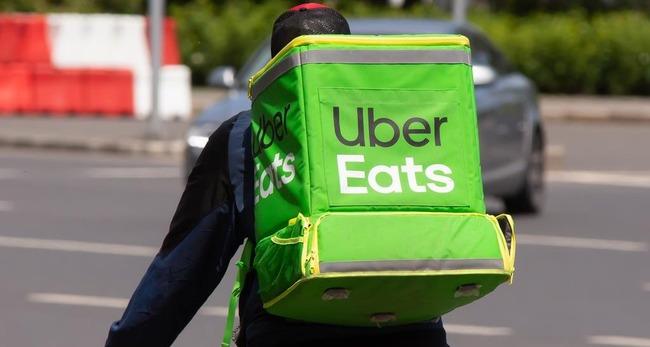 ウーバー Uber 配達員 増加 収入 減少に関連した画像-01
