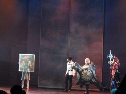 FGO 舞台 キャメロット Fate グランドオーダー フェイト ロマニ 表現 再現 に関連した画像-04