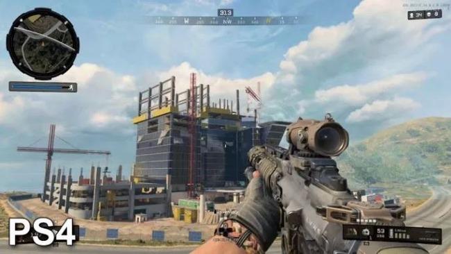 BO4 比較映像 PS4に関連した画像-03
