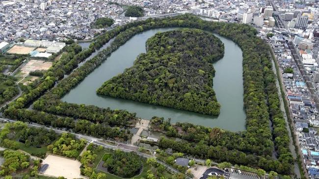 大阪 古市古墳群 に関連した画像-01