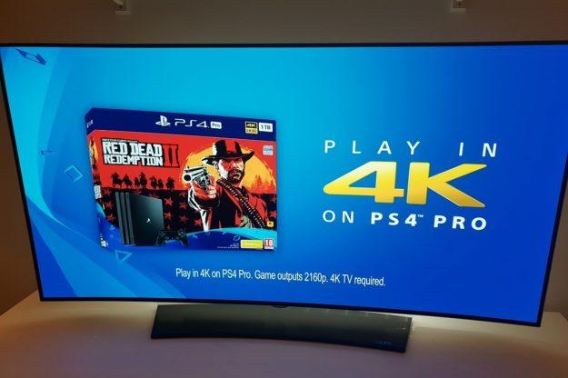ソニー レッドデッドリデンプション2 広告 4Kに関連した画像-03
