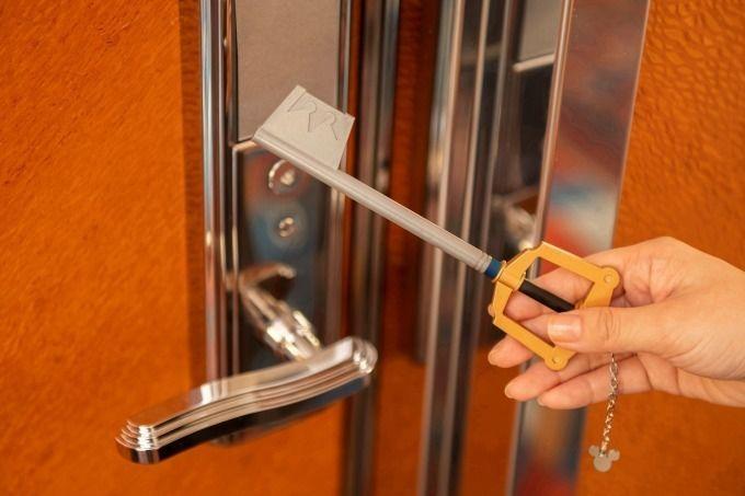キングダムハーツ ディズニーアンバサダーホテル ルームキー キーブレードに関連した画像-09