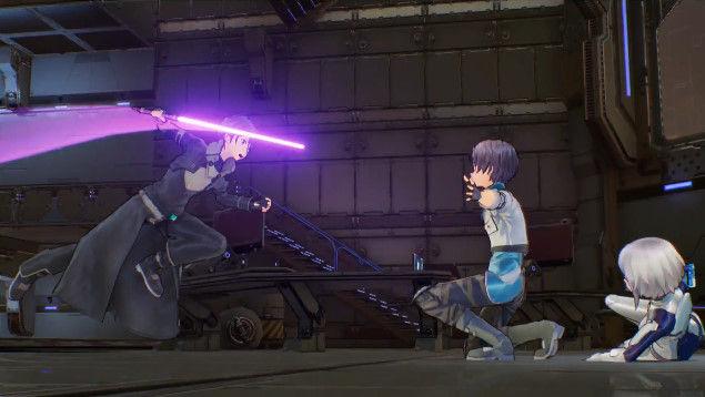ソードアート・オンライン SAO フェイタル・バレット PS4 XboxOneに関連した画像-19