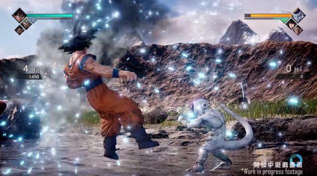ジャンプフォース プレイ動画 ワンピース ナルト ドラゴンボールに関連した画像-04