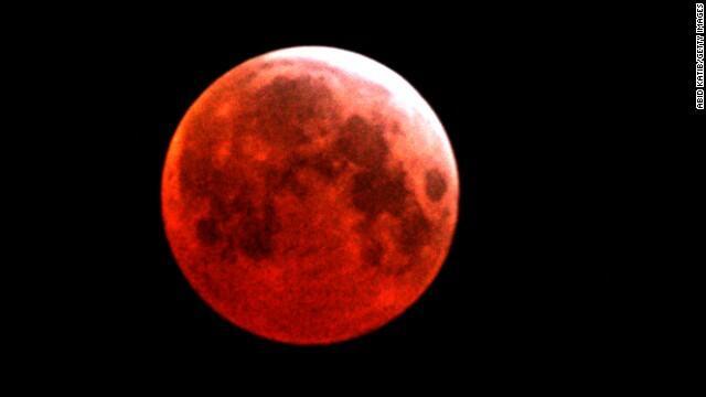 赤い月 ブラッドムーンに関連した画像-02
