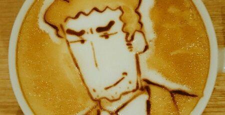 藤原啓治 訃報 ラテアート 野原ひろし 炎上 使いまわし 稼ぎ ツイッター いいねに関連した画像-01