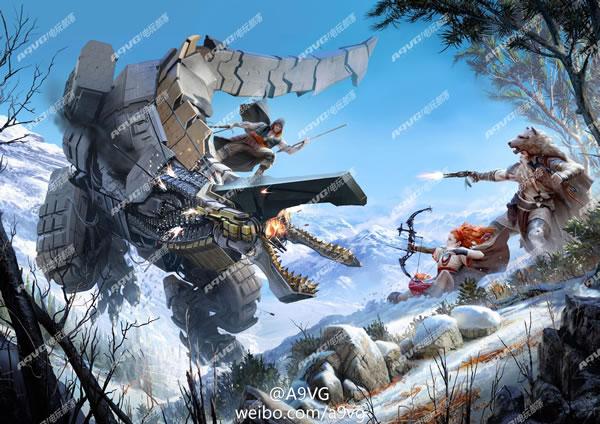 モンハン ゲリラゲームズに関連した画像-01