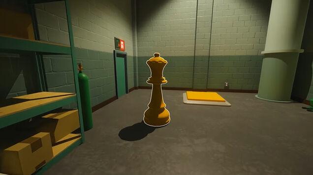 Superliminal 錯覚 パズルゲーム 遠近法 近くに関連した画像-11