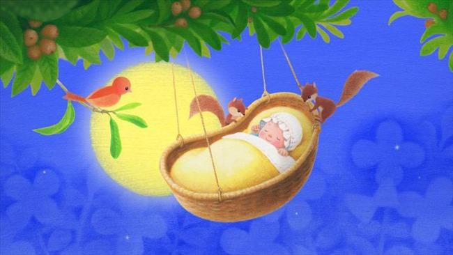 子守唄 寝かしつけ のりたま ふりかけに関連した画像-01