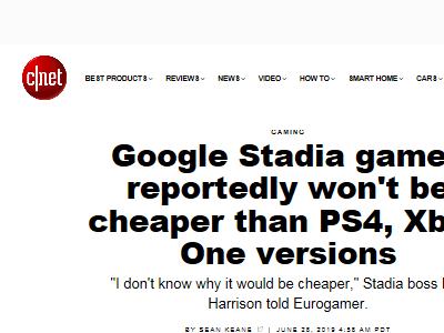 Google Stadia PS4 Xboxに関連した画像-02